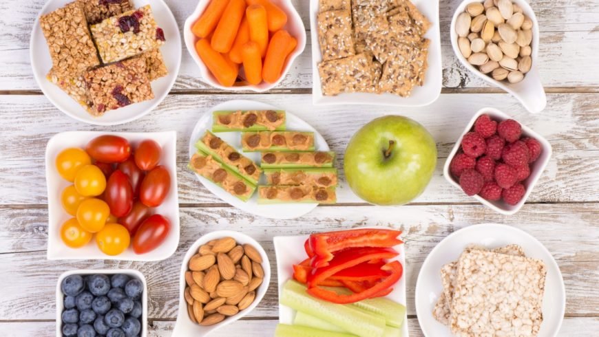 Healthy Snacks That Are Advisable For Your Kids